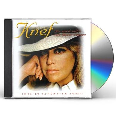 Hildegard Knef FUR MICH SOLL'S ROTE CD