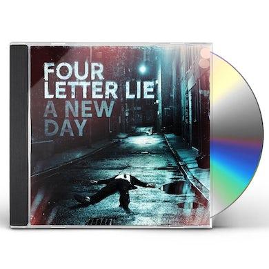 Four Letter Lie NEW DAY CD