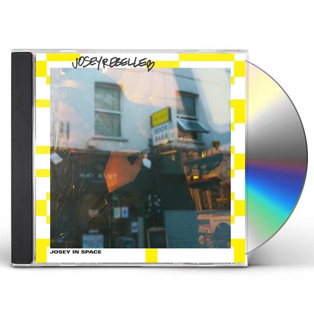 Josey Rebelle JOSEY IN SPACE CD