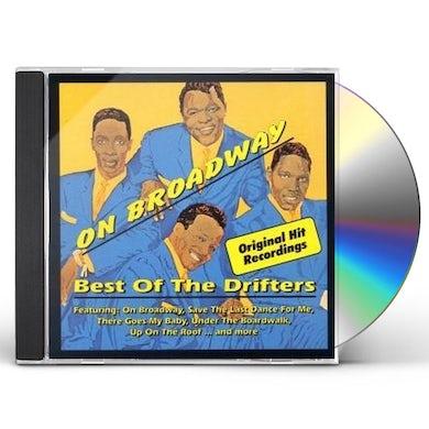 Drifters ON BROADWAY CD