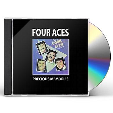 Four Aces PRECIOUS MEMORIES CD