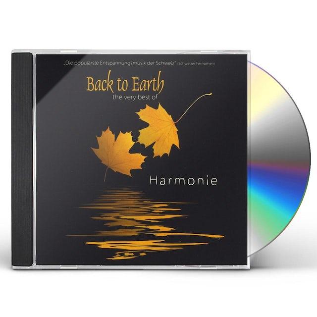 Back to Earth HARMONIE VERY BEST OF CD