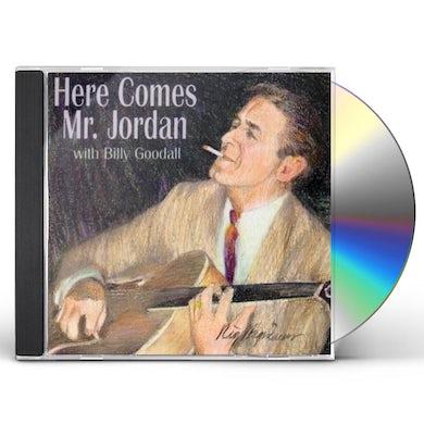 Steve Jordan HERE COMES MR JORDAN CD