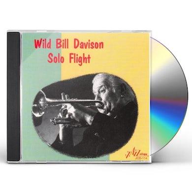 Wild Bill Davison SOLO FLIGHT CD