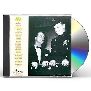 Eddie Condon TOWN HALL CONCERTS 7 CD