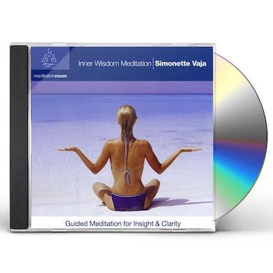 Simonette Vaja INNER WISDOM MEDITATION CD