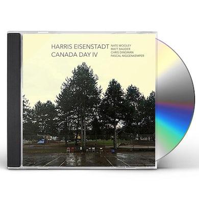 Harris Eisenstadt CANADA DAY IV CD