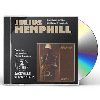 Julius Hemphill ROI BOYE & THE GOTHAM MINSTRELS CD