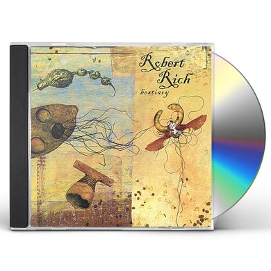 Robert Rich BESTIARY CD