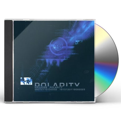 Haujobb POLARITY CD