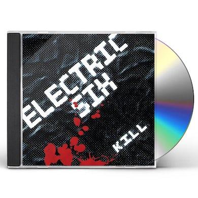 Electric Six KILL CD