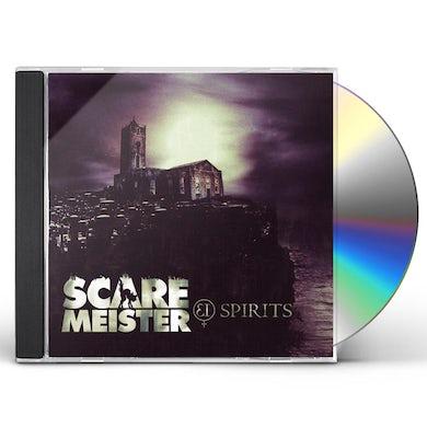 Scaremeister 31 SPIRITS CD