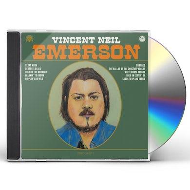 Vincent Neil Emerson CD