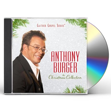 Anthony Burger CHRISTMAS COLLECTION CD