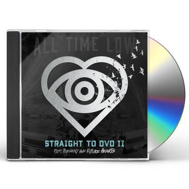 All Time Low STRAIGHT TO DVD II: PAST PRESENT & FUTURE HEARTS CD