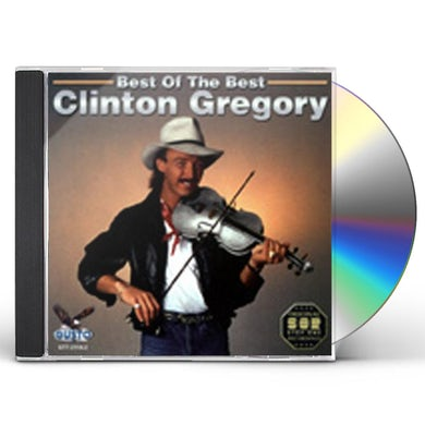 Clinton Gregory BEST OF BEST CD