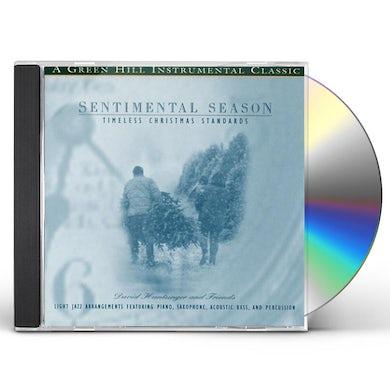 David Huntsinger SENTIMENTAL SEASON CD
