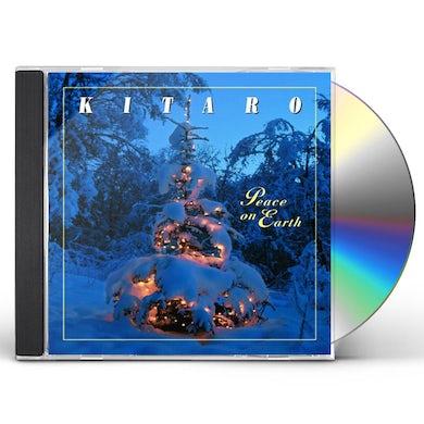 Kitaro PEACE ON EARTH CD