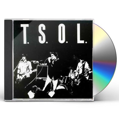 T.S.O.L. WEATHERED STATUES CD