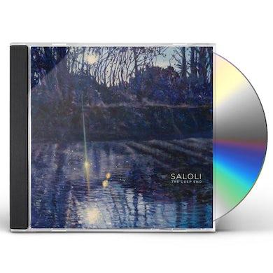 Saloli DEEP END CD