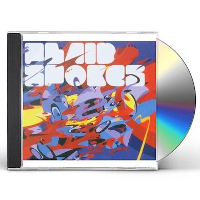 Plaid SPOKES CD