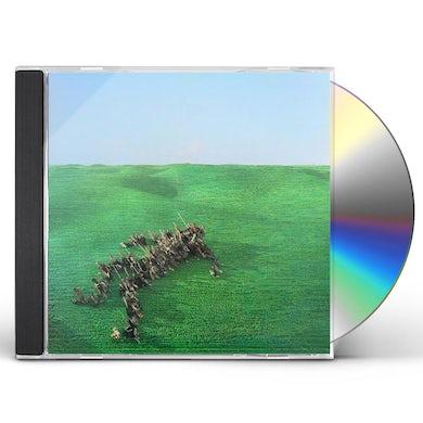 Squid Bright Green Field CD