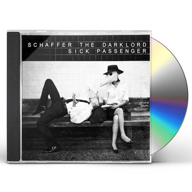 Schaffer the Darklord SICK PASSENGER CD