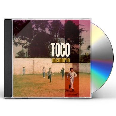 Toco MEMORIA CD