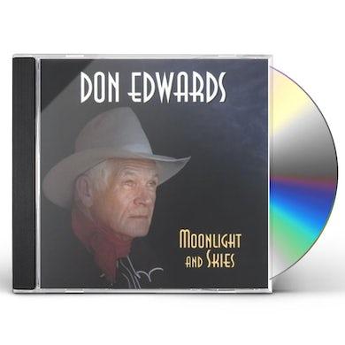 Don Edwards MOONLIGHT & SKIES CD