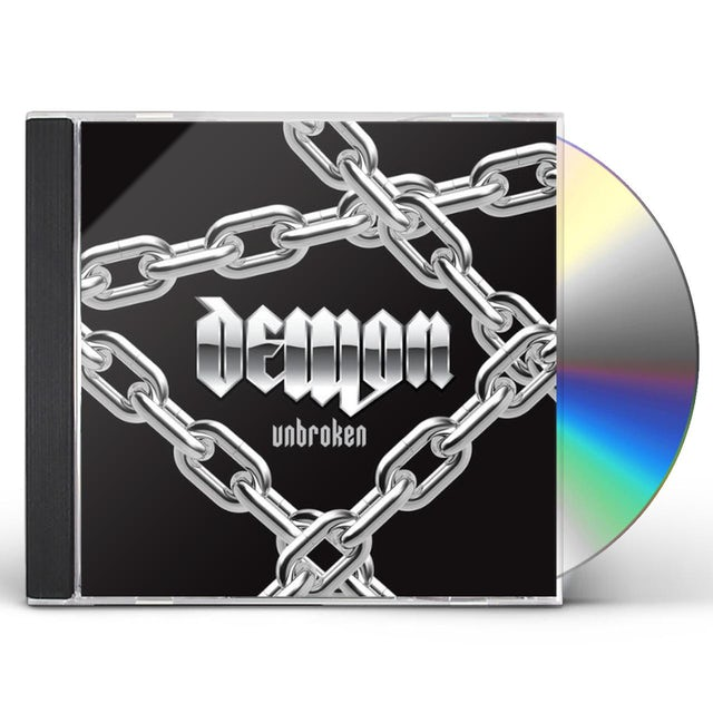 Demon UNBROKEN CD