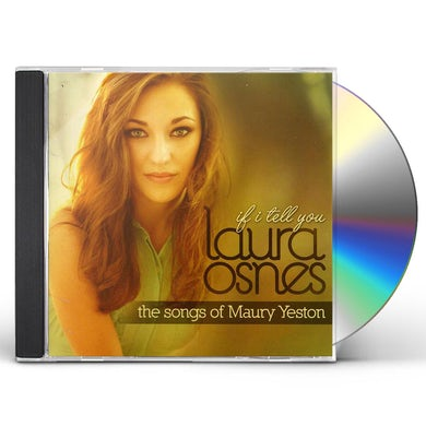 Laura Osnes IF I TELL YOU CD