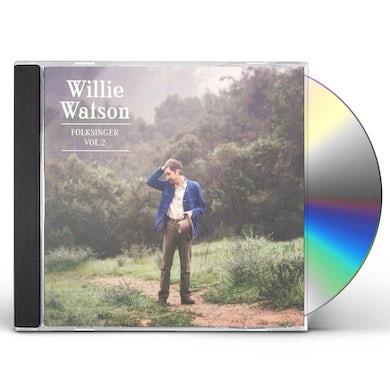 Willie Watson FOLKSINGER 2 CD