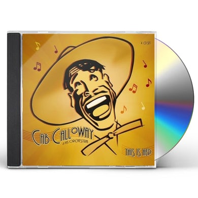 Cab Calloway THIS IS HEP CD