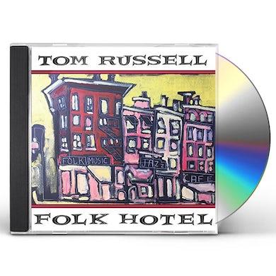 Tom Russell FOLK HOTEL CD