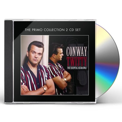 Conway Twitty ESSENTIAL RECORDINGS CD