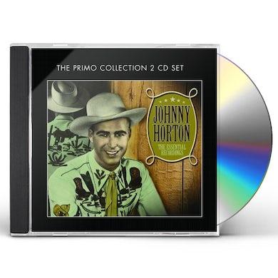 Johnny Horton ESSENTIAL RECORDINGS CD