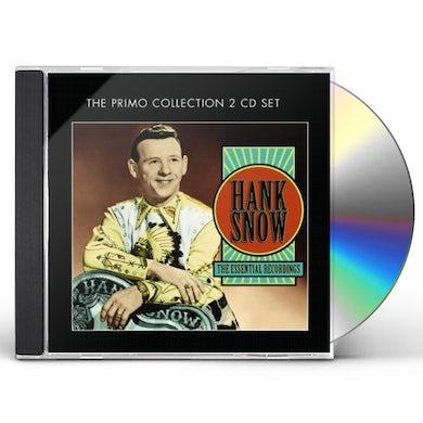 Hank Snow ESSENTIAL RECORDINGS CD