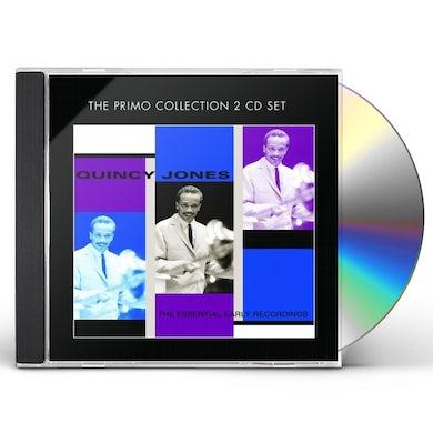 Quincy Jones ESSENTIAL EARLY RECORDINGS CD
