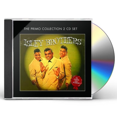 The Isley Brothers ESSENTIAL EARLY RECORDINGS CD