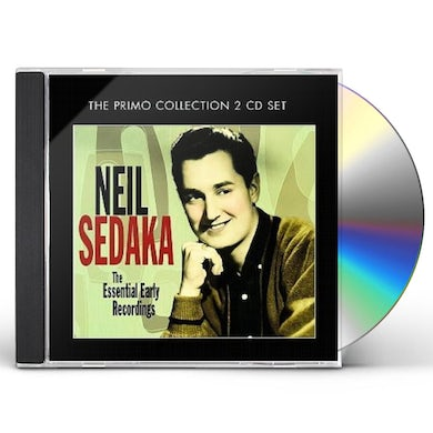 Neil Sedaka ESSENTIAL EARLY RECORDINGS CD