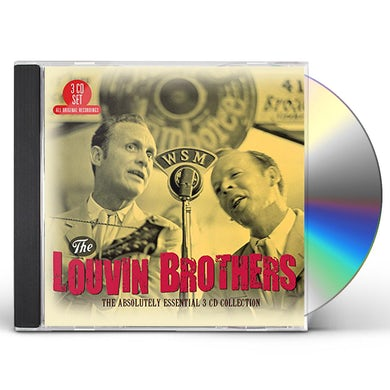 Louvin Brothers ABSOLUTELY ESSENTIAL CD