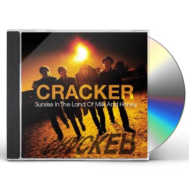Cracker SUNRISE IN THE LAND OF MILK & HONEY CD