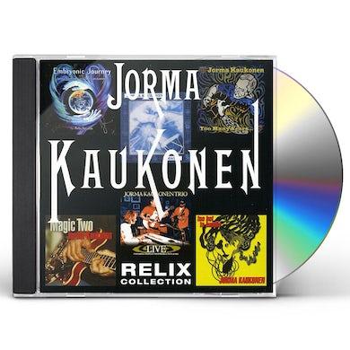 Jorma Kaukonen RELIX COLLECTION CD