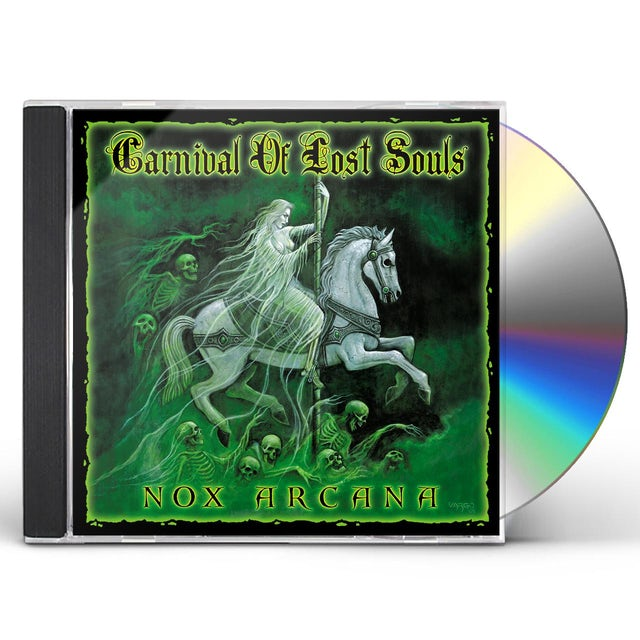Nox Arcana CARNIVAL OF LOST SOULS CD