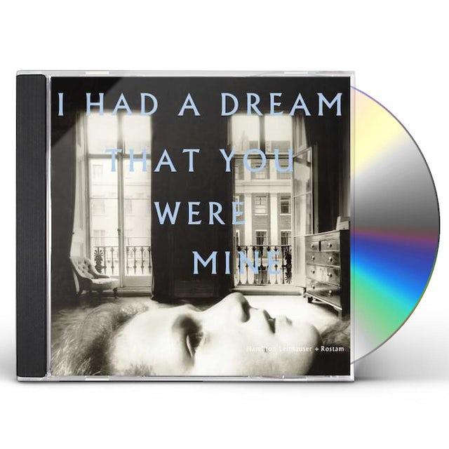 Hamilton Leithauser + Rostam I HAD A DREAM THAT YOU WERE MINE CD