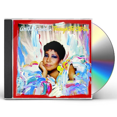 Aretha Franklin   THROUGH THE STORM (2 CD DELUXE EDITION) CD