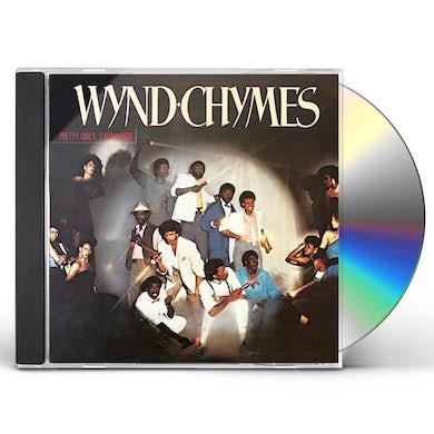 PRETTY GIRLS EVERYWHERE CD