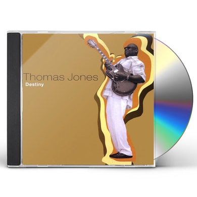 Thomas Jones DESTINY CD
