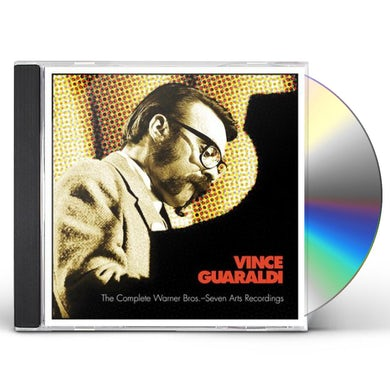 Vince Guaraldi COMPLETE WARNER BROS.-SEVEN ARTS RECORDINGS CD