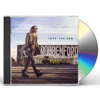 Robben Ford INTO THE SUN CD